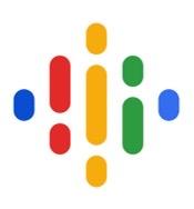 Google-podcast-icoon